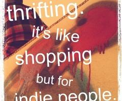 Thrift quote #2