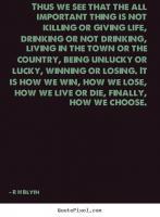 Thus quote #2