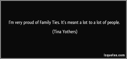 Tina Yothers's quote