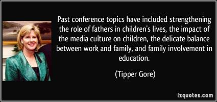 Tipper Gore's quote #5