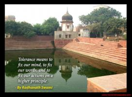 Tolerant quote #4