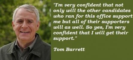 Tom Barrett's quote #6