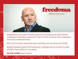 Tom Hunter's quote #3