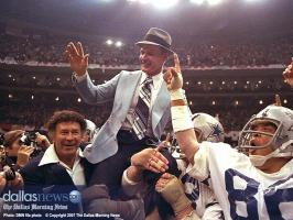 Tom Landry profile photo