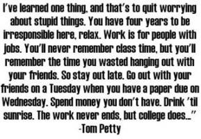 Tom Petty's quote