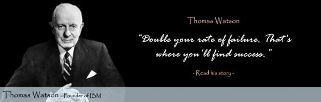 Tom Watson's quote