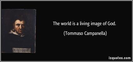 Tommaso Campanella's quote #1