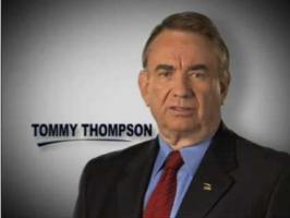 Tommy Thompson's quote