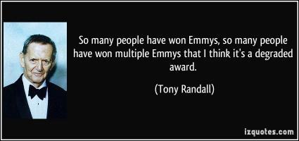 Tony Randall's quote
