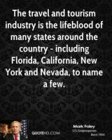 Tourism Industry quote #2