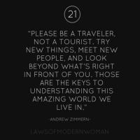 Tourist quote #3
