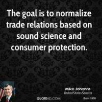 Trade Relations quote #2