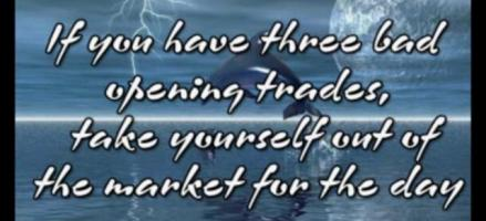 Trading quote #1