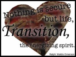 Transitions quote #2