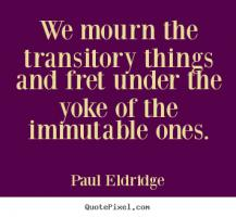 Transitory quote #1