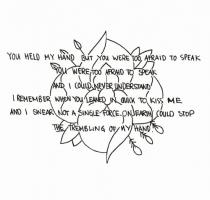 Trembling quote #1