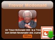 Trevor McDonald's quote #5