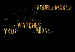Troublemaker quote #2