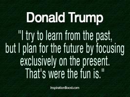 Trump quote #1