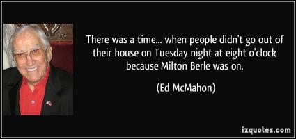 Tuesday Night quote #2