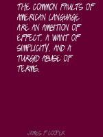 Turgid quote #2