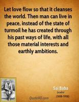Turmoil quote #2