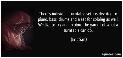Turntable quote #1