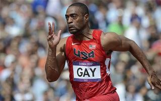 Tyson Gay profile photo