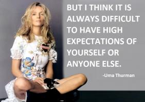 Uma Thurman's quote