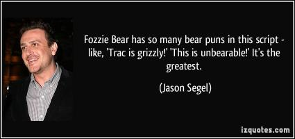 Unbearable quote #3