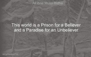 Unbeliever quote #2