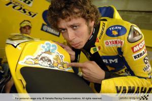 Valentino Rossi profile photo