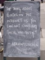 Validity quote #2