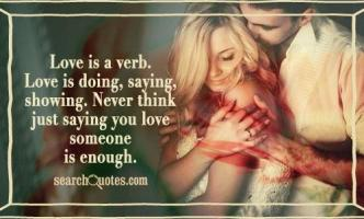 Verb quote #3
