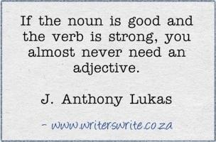 Verbs quote #1