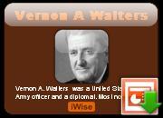 Vernon A. Walters's quote