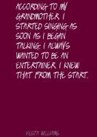 Vesta Williams's quote #3