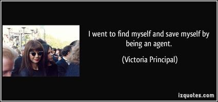 Victoria Principal's quote