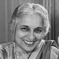 Vijaya Lakshmi Pandit profile photo
