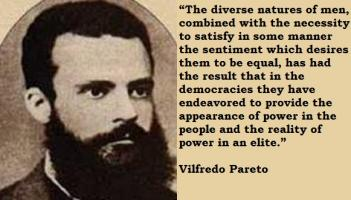 Vilfredo Pareto's quote #1