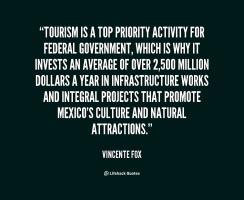 Vincente Fox's quote