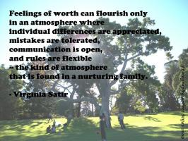 Virginia Satir's quote #5
