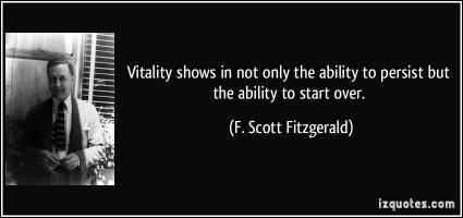 Vitality quote #1