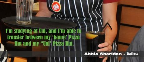 Waitressing quote #2