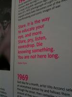 Walker Evans's quote