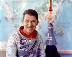 Wally Schirra profile photo