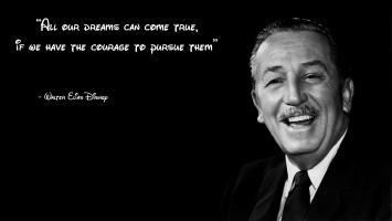 Walt Disney quote #2