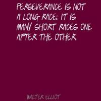Walter Elliot's quote