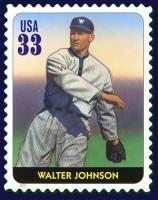 Walter Johnson's quote #1