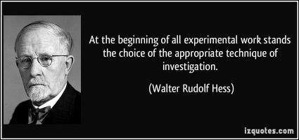 Walter Rudolf Hess's quote